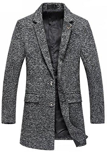 mens-stylish-gentleman-leisure-jacket-slim-wool-blend-classic-pea-coat