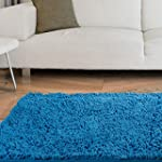 Lavish Home High Pile Carpet Shag Rug...