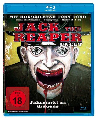 Jack the Reaper - Jahrmarkt des Grauens (Blu-ray)