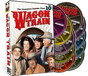 Wagon Train: Season 4