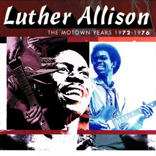 Download Luther Allison The Motown Years(blues)(flac)[rogercc][h33t
