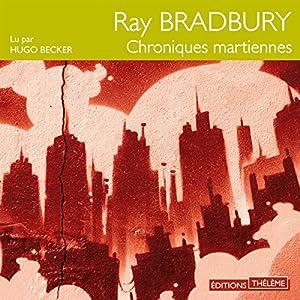 Chroniques martiennes   Livre audio