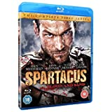 Spartacus: Blood and Sand Season 1 [Blu-ray]by Andy Whitfield