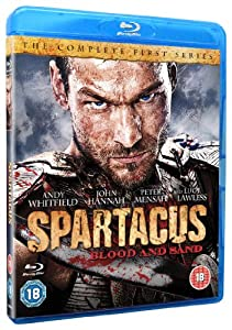 Spartacus - Blood And Sand: The Complete First Series [Blu-ray] [UK Import]