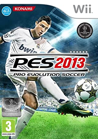 Pro Evolution Soccer 2013 (Wii)
