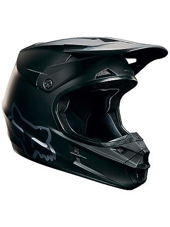 Casque Motocross Fox 2016 V1 Matte Noir