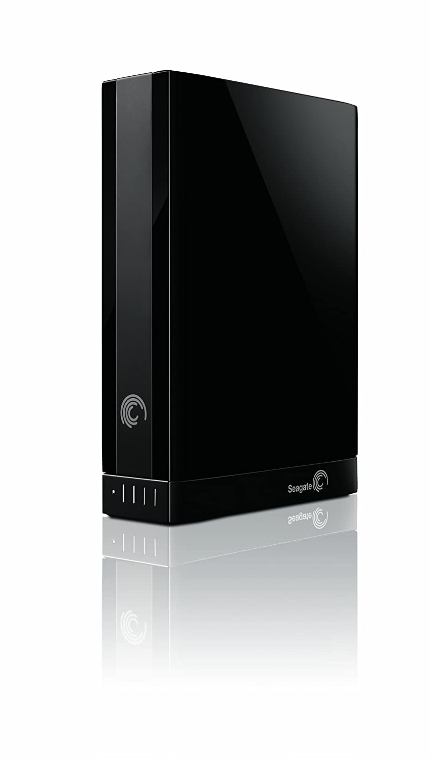 Seagate Backup Plus 4 TB USB 3.0 Desktop External Hard Drive $139.99