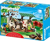 Toy - PLAYMOBIL 5225 - Pferdepflegestation