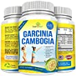 Earthwell Garcinia Cambogia Extract Pure with Loss Supplement (180 count)