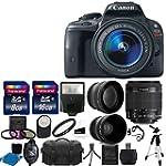 Canon EOS Rebel SL1 18.0 MP CMOS Digi...