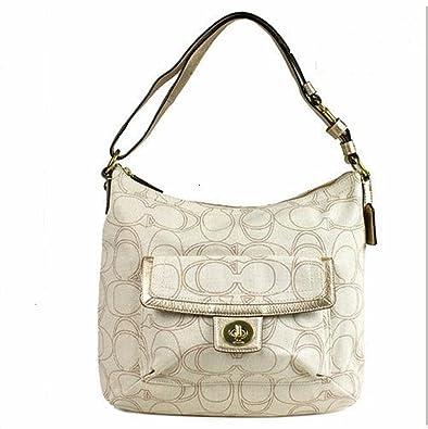 Coach Penelope Leather Convertible Shoulder Bag 14