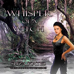 Whisper of a Witch Audiobook