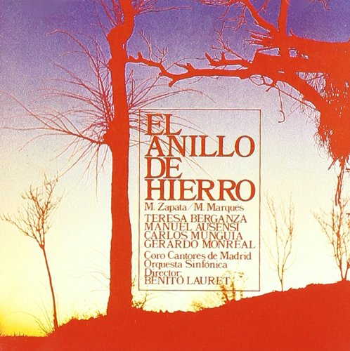 El Anillo De Hierro(Berganza , Ausensi) - Lauret - CD