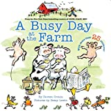 A Busy Day at the Farm (1416955186) by Cronin, Doreen