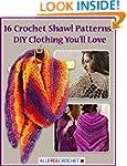16 Crochet Shawl Patterns: DIY Clothi...