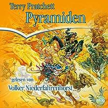 Pyramiden (Scheibenwelt 7) Hörbuch von Terry Pratchett Gesprochen von: Volker Niederfahrenhorst