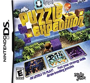 Puzzle Expedition - Nintendo DS