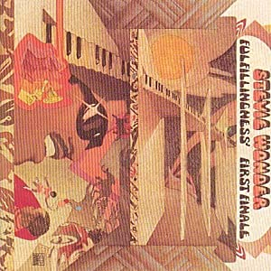Stevie Wonder — Fulfillingness' First Finale