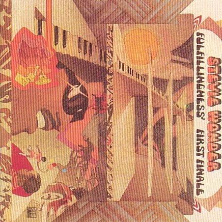 Stevie Wonder - Fulfillingness