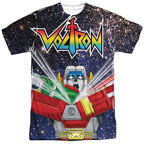 Sublimation: Space Defender Voltron T-Shirt