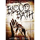 Blood Bath - 12 Movie Collection ~ Various