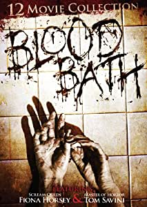 amazoncom blood bath 12 movie collection various
