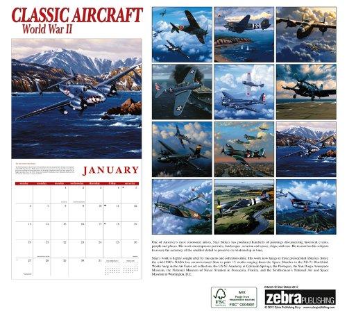Classic Aircraft: World War II
