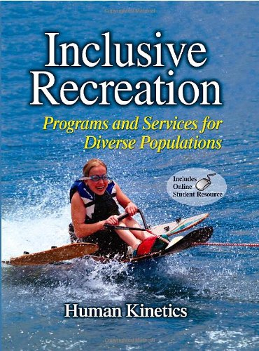 Inclusive Recreation With Web Resource: Programs and...