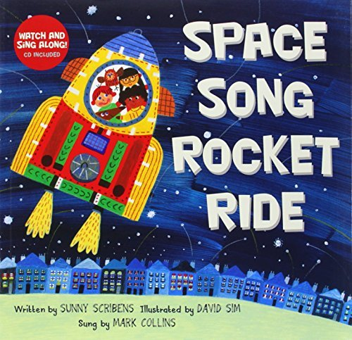 By Sunny Scribens Space Song Rocket Ride (Pap/Com) [Paperback] (Space Song Rocket Ride compare prices)