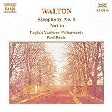 Walton: Symphony No1; Partita
