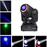 BORYLI 30w moving head light with 8 colors and 8 Gobos for Disco KTV Club Party