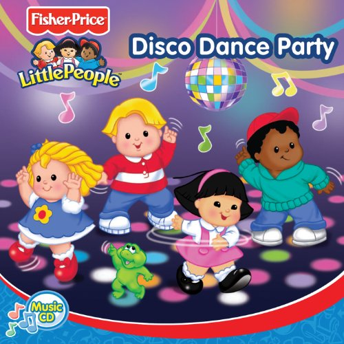 Disco Dance Party front-179934