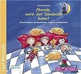 Abends, wenn der Sandmann kommt - Einschlafideen mit Geschichten, Liedern und Gedichten - Sandra Grimm