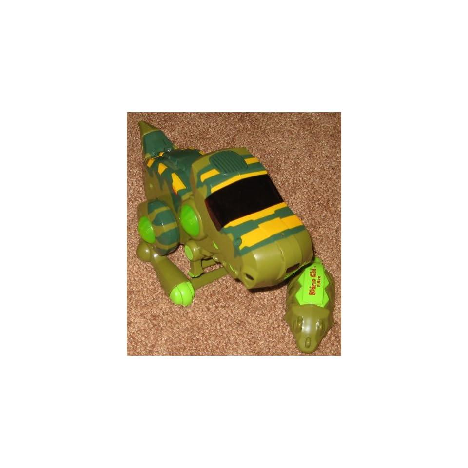 Tiger Electronics Robo Chi Dino Chi T Rex Interactive Dinosaur, Green