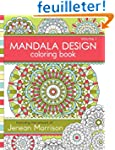 Mandala Design Coloring Book: Volume 1