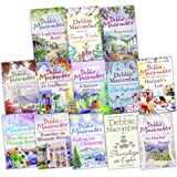 Debbie Macomber Cedar Cove 13 Books Collection Pack Set (16 Lighthouse Road , 44 Cranberry Point, 311 Pelican Court , Summer on Blossom Street , Old Boyfriends, Hannah''s List , The Shop on Blossom Street, Falling for Christmas , 50 Harbor Street, 204 Ro