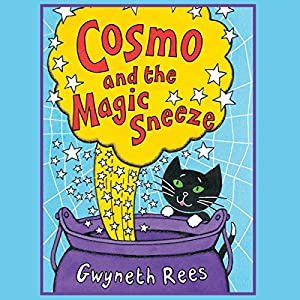 Cosmo and the Magic Sneeze Audiobook