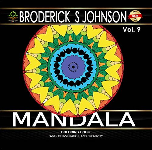 Mandala: Coloring Book