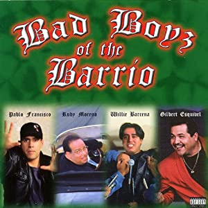 Bad Boyz of the Barrio Performance
