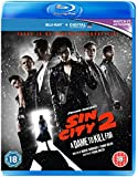 SIN CITY 2:A DAME TO KILL FOR [Reino Unido] [Blu-ray]