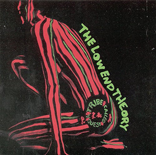 CD : A Tribe Called Quest - Low End Theory (CD)