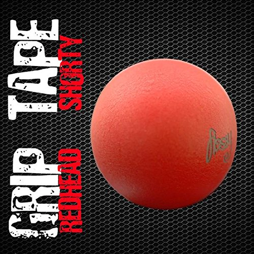 Flossy RedHead Shorty (RED) shift knob grip tape Subaru (Weighted Shift Knob Subaru compare prices)