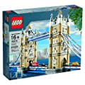 Lego Creator - 10214 - Jeu de Construction - Le Tower Bridge