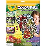 Crayola Color-Fillz Disney Fairies with Tinkerbelle Mosaic Art Set with Model Magic