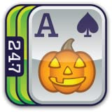 Halloween Solitaire - Spider Solitaire, Freecell, and more!