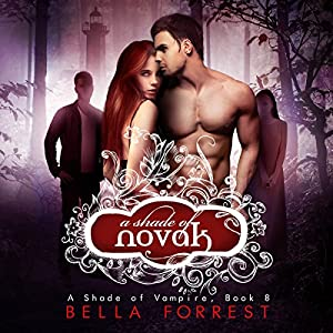 A Shade of Vampire 8: A Shade of Novak Audiobook
