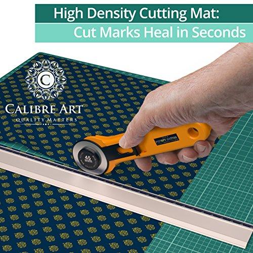 Self Healing Rotary Cutting Mat 9x12 Best For Kids Craft
