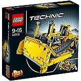 LEGO Technic - Bulldozer, vehículo de juguete (42028)