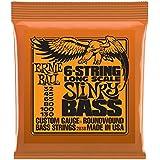 Ernie Ball 2838 6-String Slinky Nickel Wound Bass Set, .032 - .130