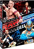 echange, troc Wwe the best of raw and smackdown 2011